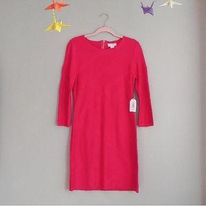 NWT Jessica Simpson Pink Sweater Dress
